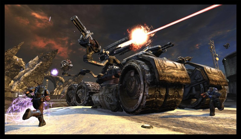 Unreal Tournament 3 - PC Game Shot
