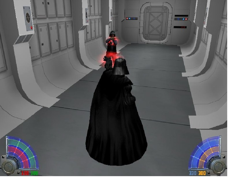 Star Wars Jedi Knight: Jedi Academy - PC Game Shot