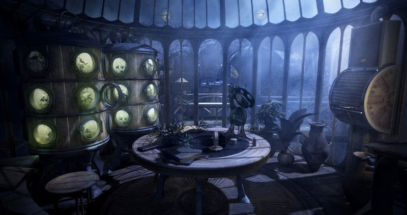 Myst IV Revelation - PC Game Shot