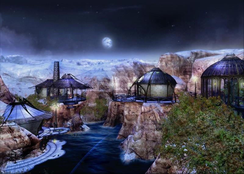 Myst IV Revelation - PC Game Shot