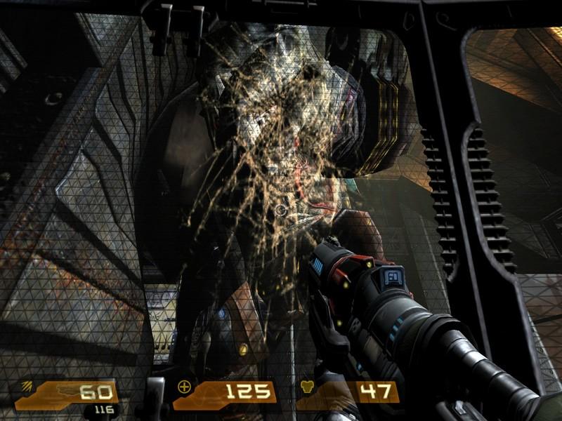Quake 4 - PC Game Shot