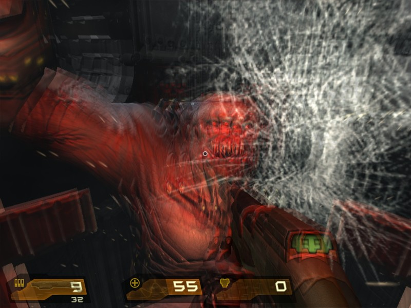 Quake 4 - PC Game Shot