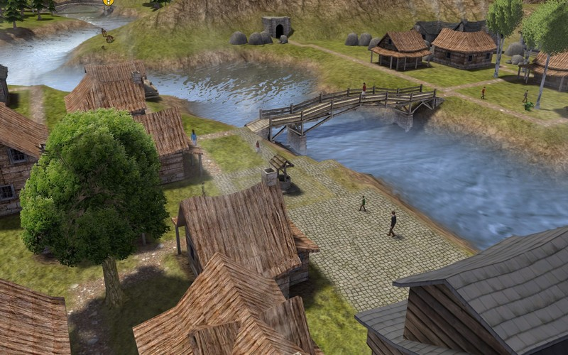 Banished - PC Game Shot