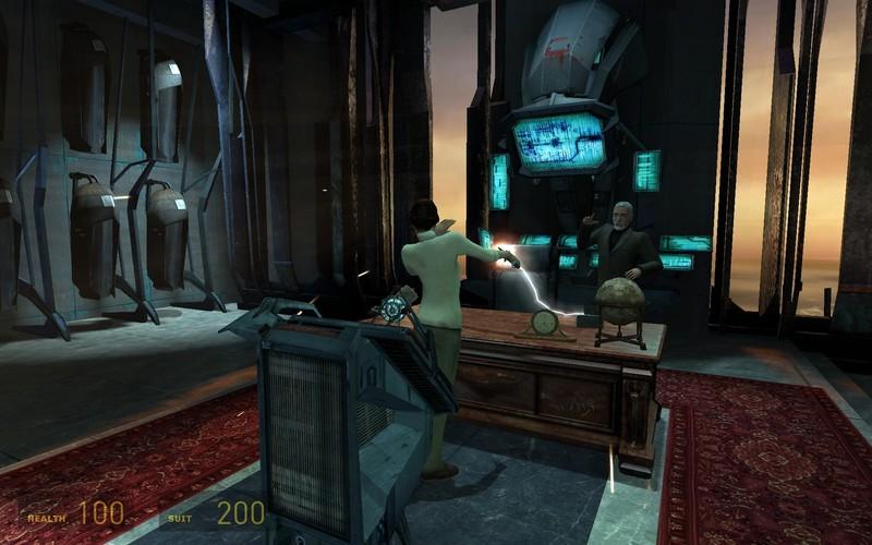 Half-Life 2 - PC Game Shot