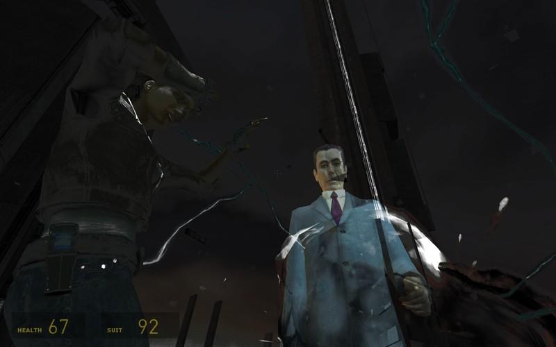Half-Life 2: Episode 1 - PC Game Shot