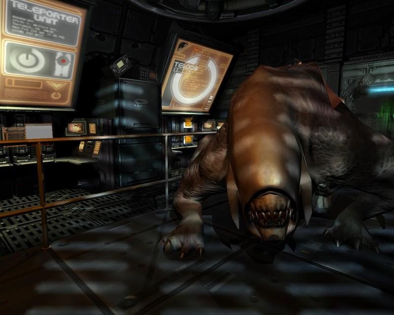 Doom 3 - PC Game Shot