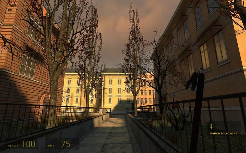 Half-Life 2: User Mod - PC Game Shot