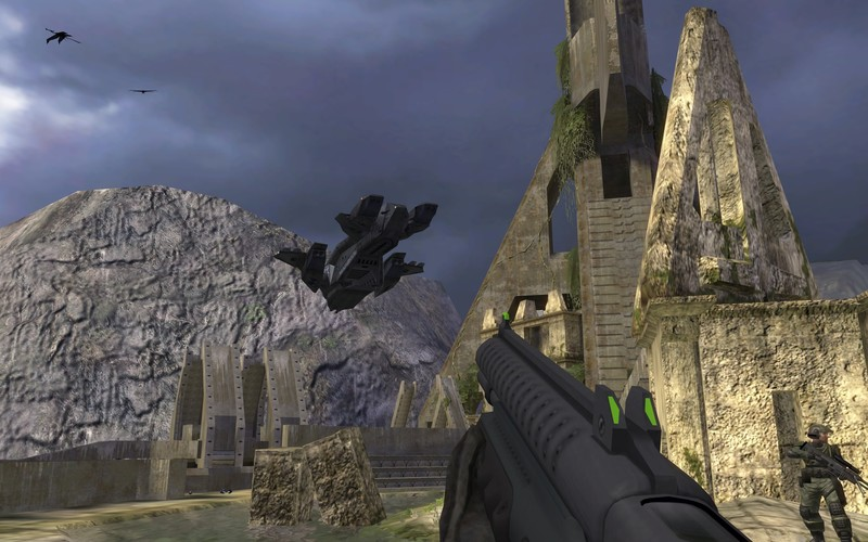 Halo 2 for Windows Vista - PC Game Shot