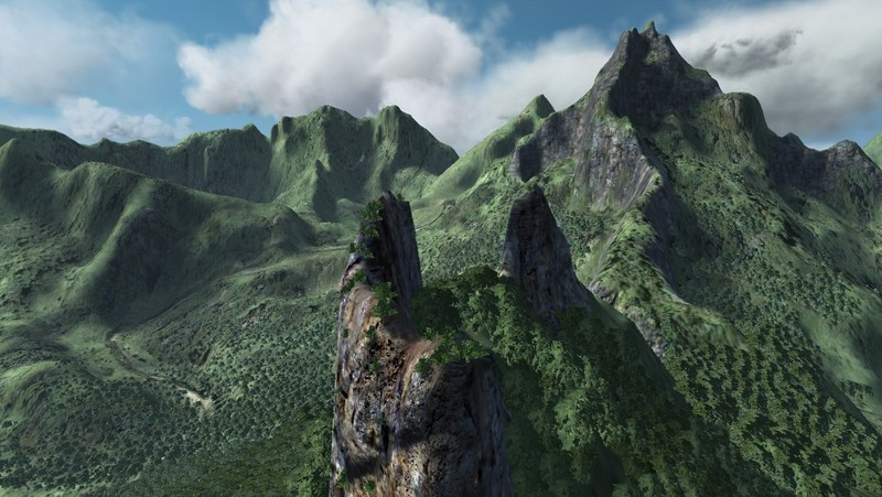 Crysis - PC Game Shot