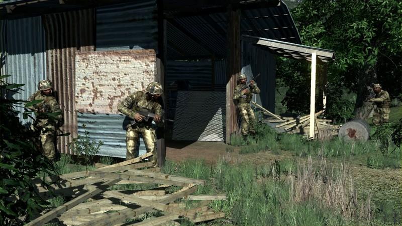 Crysis - PC Game Shot