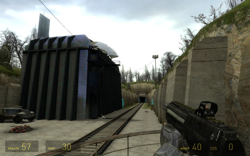 Half-Life 2: User Mod - PC Game Shot