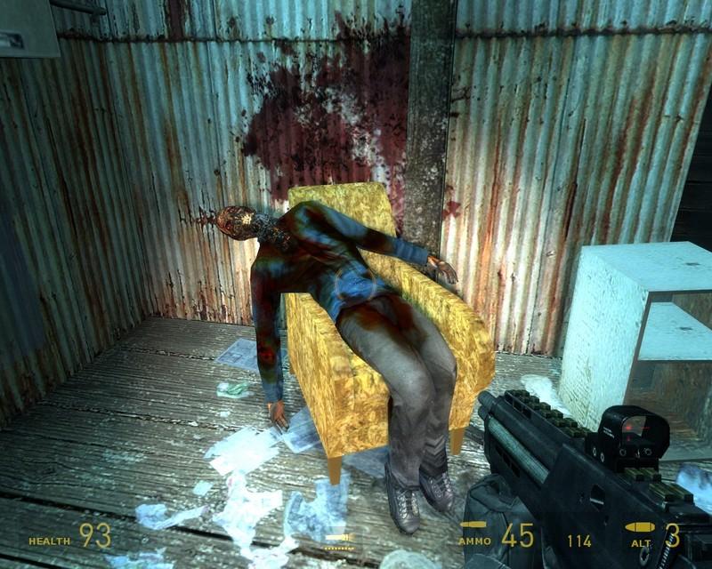 Half-Life 2: Episode 2 - PC Game Shot