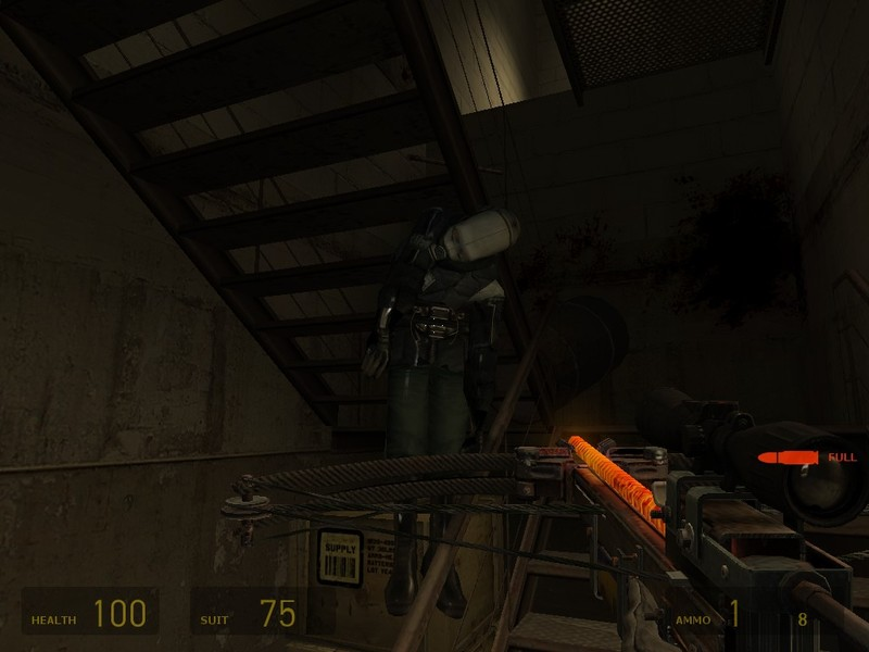 Half-Life 2 - PC Game Shot