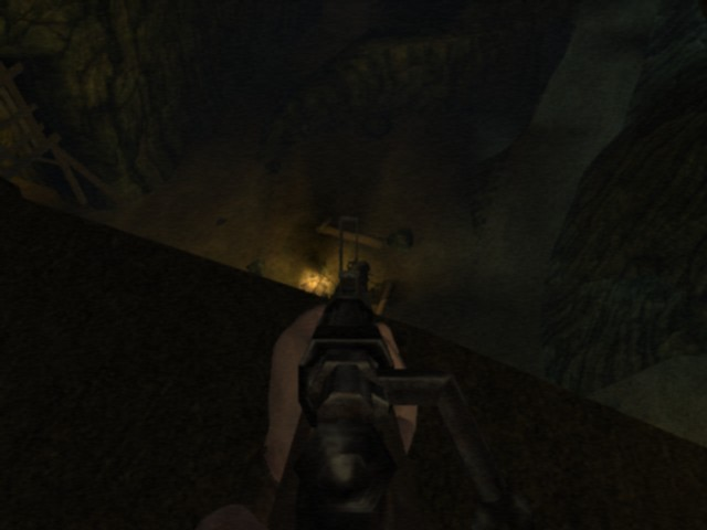 Call of Cthulhu: Dark Corners of the Earth - PC Game Shot