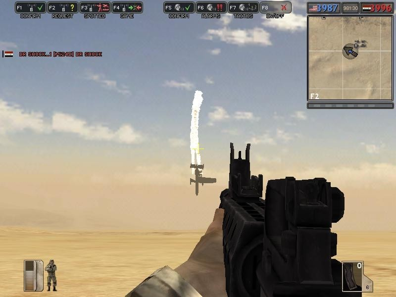 Battlefield 1942 - PC Game Shot